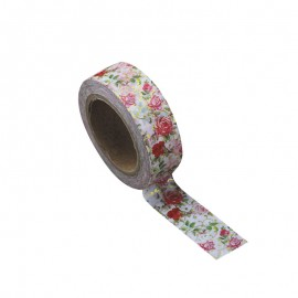 Washi tape shabby chic