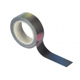 WASHI TAPE IRIDESCENT DARK
