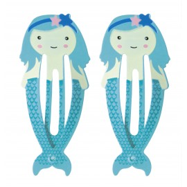 SET DE 2 BARRETTES SWEET SIRENE
